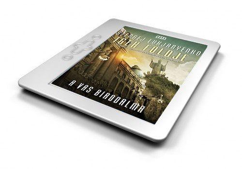 Igék Földje - A vas birodalma e-könyv