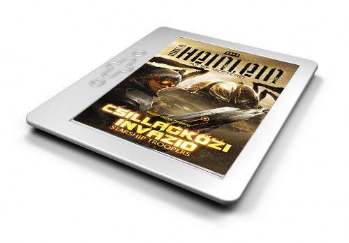 Csillagközi Invázió - Starship Troopers e-könyv