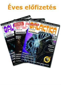 405b10ce63 Éves Galaktika előfizetés - Galaktika bolt