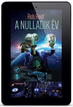 rob reid a nulladik év e-könyv sci-fi