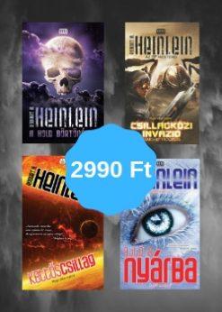 robert heinlein akció 2990 Ft