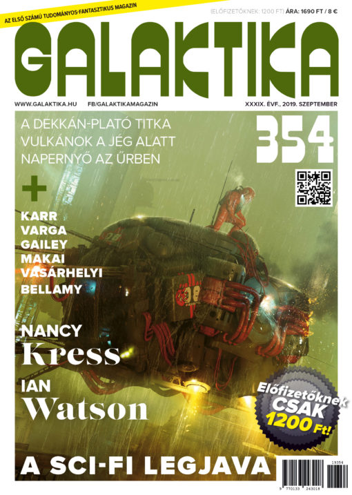 galaktika magazin sci-fi novella