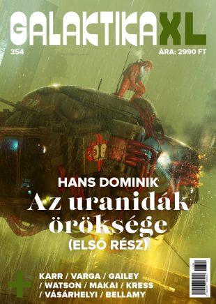 galaktika magazin xl sci-fi novella