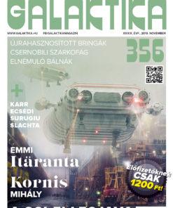 galaktika 356 magazin sci-fi novella