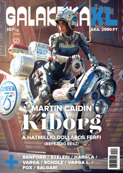 galaktika 357 xl magazin sci-fi novella